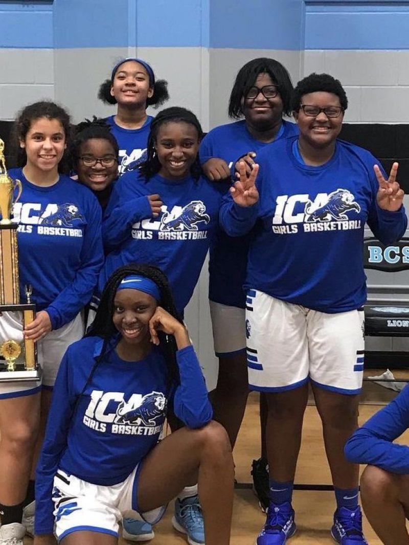 ICA Girls Basketball